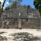 Jak dotrzeć do Calakmul?