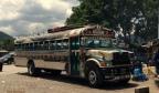 Chicken bus – transport w Gwtemali