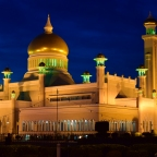 Bandar Seri Begawan, BSB stolica Brunei