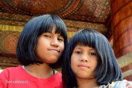 dzieci Tana Toraja