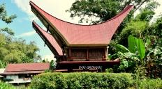 nowy dom Tana Toraja