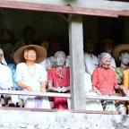 Torajańskie figury tau-tau