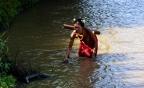 Uroczystości szamańskie u Mentawai