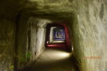 tunele japońskie z II wojny