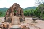 ruiny świątyni
