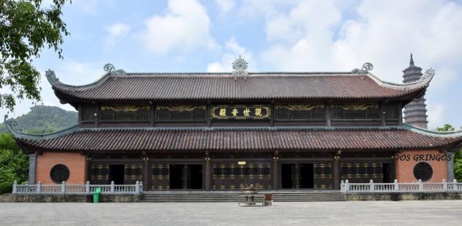 jedna ze świątyń buddyjskich