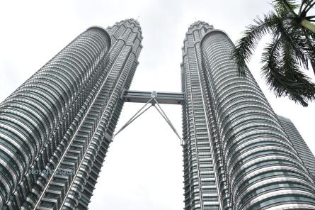 Petronas w dzień