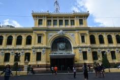 poczta w Sajgonie