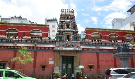 świątynia hinduistyczna Mariamman