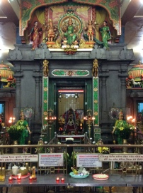 Wnętrze Mariamman