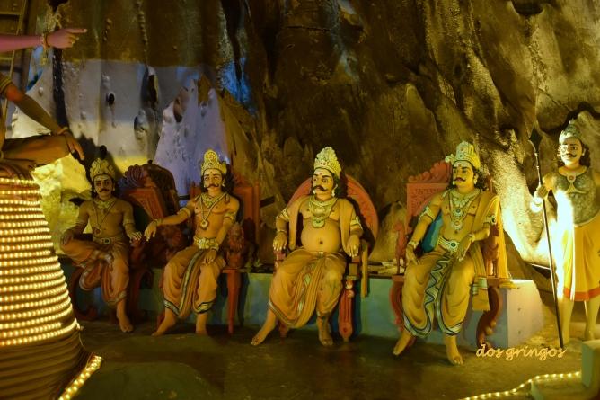 sceny z życia boga Ramy