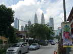 Kampong Baru w Kuala Lumpur