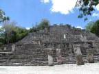 Calakmul i hieroglify Majów