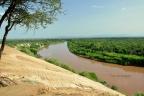 Karo i Bashada w Dolinie Omo